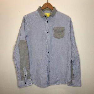 EUC Descendant of Thieves Dress Shirt Size Large